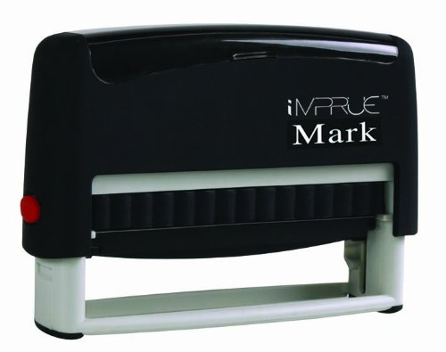 Custom Single Line Stamp - Self Inking - Long Narrow Stamp - 9016