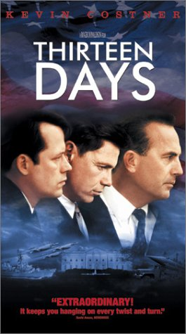 Thirteen Days [VHS] ()