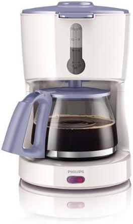 Philips HD7455/40 - Cafetera por goteo (1,2 L, 15 tazas, 1000 W ...