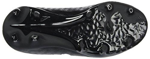 adidas Unisex-Kinder X 16.3 FG J Fußballschuhe Schwarz (C Black/Ftw White/C Black)