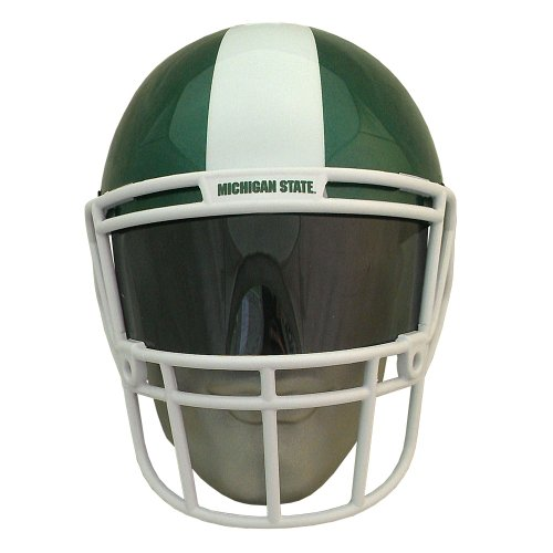 NCAA Michigan State Spartans Helmet Fan - Michigan Mask
