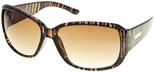 - Nine West Womens Plastic Mod Square Sunglasses One Size Brown