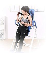 Inversietafel Rugtherapie Fitness Reflexologie-apparatuur Inversietafel Inversiemachine met comfortabele rugleuning voor mannen en vrouwen voor gym en homegym training