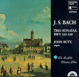 Bach: Trio Sonatas, BWV 525-530 ()