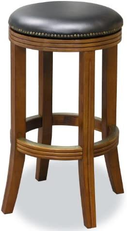 Fairview Game Rooms Executive Swivel Barstool