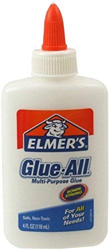 4 PACK: Elmer's All Multipurpose White Glue, 4 oz. (E372)