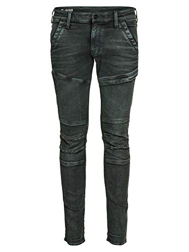 34l Jeans G 30w Farben grün star Größe Raw BB1Xqt
