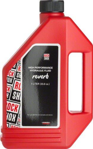 Shock Lube - Rockshox Reverb Hydraulic Fluid Bottle - 1 L