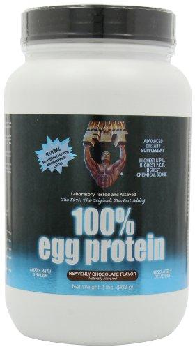 Healthy 'n Fit 100% Egg Protein, Heavenly Chocolate,  2 lbsTub
