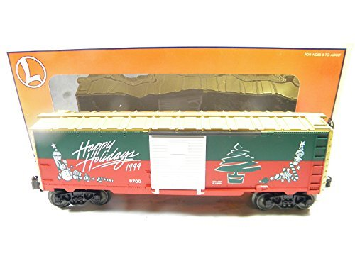 Lionel 26243 1999 9700 Christmas Box Car