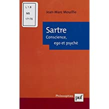 Sartre : conscience, ego et psyché (French Edition)