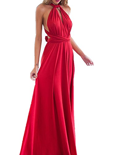 See the TOP 10 Best<br>Red Maxi Dresses For Women