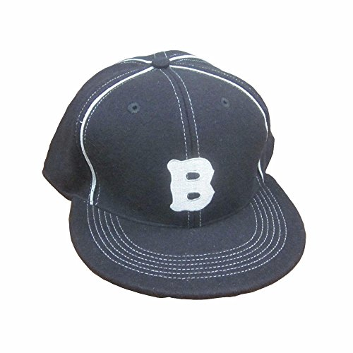 Vibes Baseball Wool Cap Baltimore Elite Giants Honor Historical Negro League Baseball Players Association NLBPA Size M