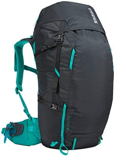 Thule Women's Alltrail Hiking 45 L Backpack Obsidian [並行輸入品]   B07JZS6JRQ