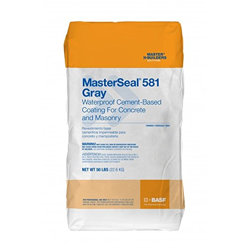 (Masterseal 581 Gray 50 lb. Bag)