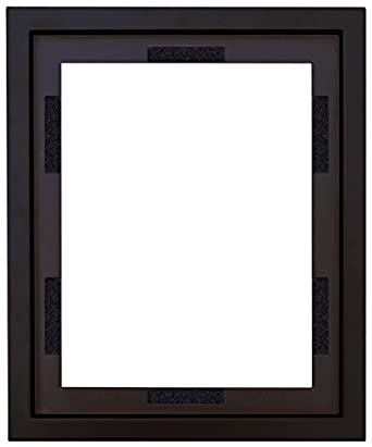 Amazon.com: School Specialty 1389674 Canvas Float Frame, 8\