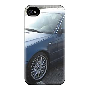 New LMM14320cOxs Bmw 330i Tpu Covers Cases For Iphone 4/4s