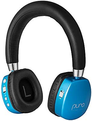 Puro Sound Labs PuroQuiet On-Ear Active Noise Cancelling Bluetooth Headphones Lightweight Headphones for Kids Safer Sound Studio-Grade Quality