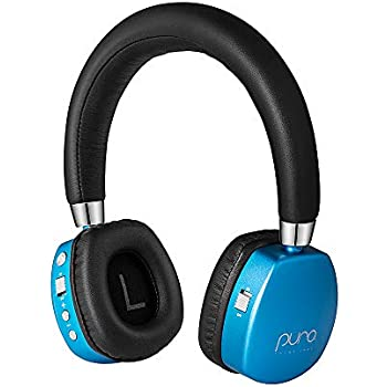 eb057a91346 Puro Sound Labs PuroQuiet Kids Volume-Limiting Noise-Cancelling On-Ear  Wireless Headphones