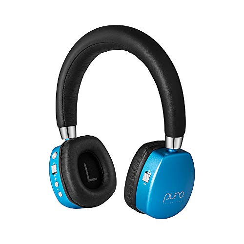 Puro Sound Labs PuroQuiet Kids Volume-Limiting Noise-Cancelling On-Ear Wireless...
