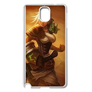 Samsung Galaxy Note 3 Cell Phone Case White League Of Legends as a gift D6541482