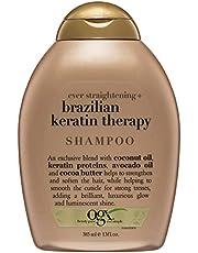 OGX Shampoo Conditioner, Brazilian Keratin Therapy, 385 milliliters