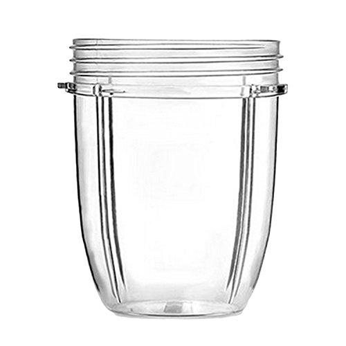 Migavan Nutribullet Cups,Nutribullet Accessory,18OZ Nutribullet Cup,Small Nutribullet Replacement Cup 18oz 900W 600W Blender Juicer Accessories (Best Price Nutribullet 600)