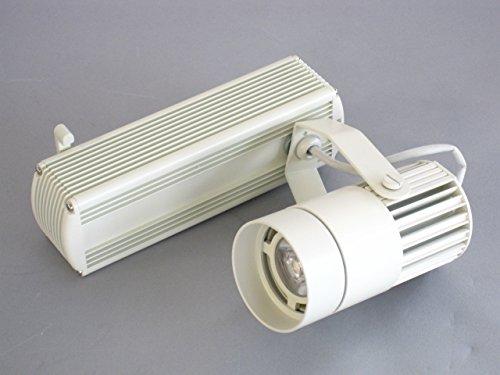 ユニティ LEDダクトレールスポットライト 調光対応タイプ 高照度型 CDM-R35W相当 色温度3000K 狭角 本体白 LEDレールライト スポット USL-5262NW-30+UZL-5001W   B07BFBJF5Y