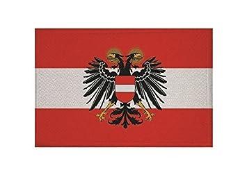 U24 Aufn/äher /Österreich mit Adler Aufb/ügler Patch