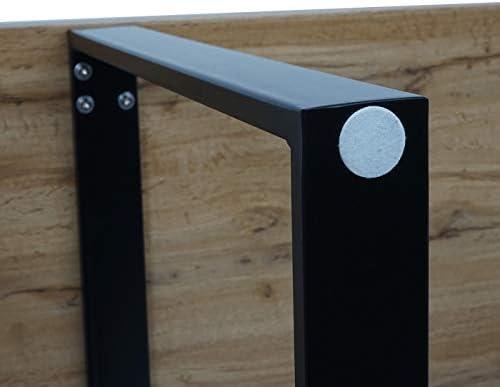 Esstisch HWC G86, Esszimmertisch Küchentisch Holztisch Tisch