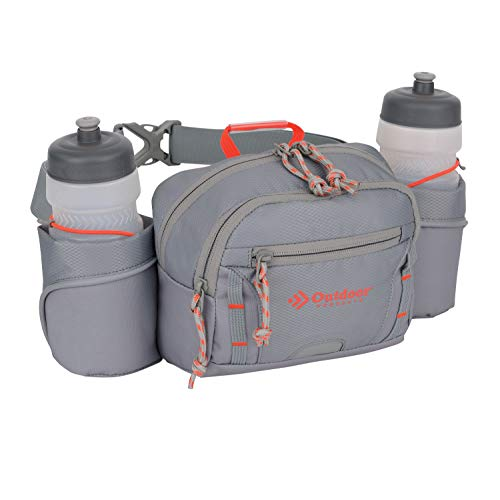 Outdoor Products H2O Mojave Waist Pack, Grey