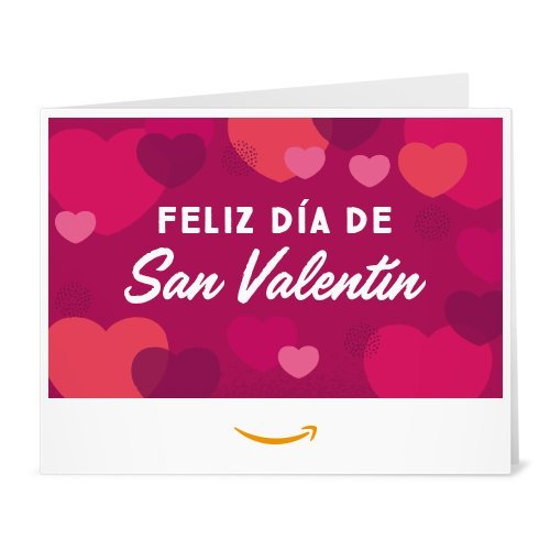 Amazon Gift Card - Print - Valentin Corazón