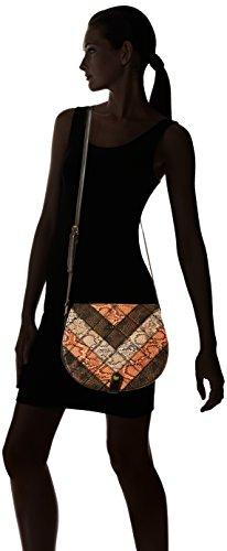 única Sintético Marrón Bolso Talla Cruzados única Talla 22253 Lollipops Marrón Rust de para Mujer xq8fIn1Sw