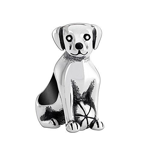 Chamilia Puppy Love Bead Charm