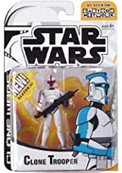 Star Wars Clone Wars Clone Trooper Assorted