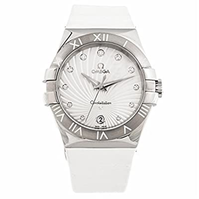 Omega Constellation Quartz Female Watch 123.12.35.60.52.001 (Certified Pre-Owned) by Omega