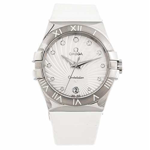 Omega Constellation quartz womens Watch 123.12.35.60.52.001 (Certified Pre-owned)