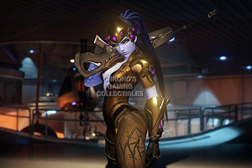 (CGC Huge Poster - Overwatch Widowmaker PS4 XBOX ONE - EXT540 (24
