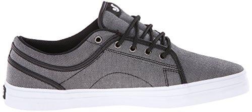 Dvs Aversa - Zapatillas de skateboarding para hombre Black Chambray