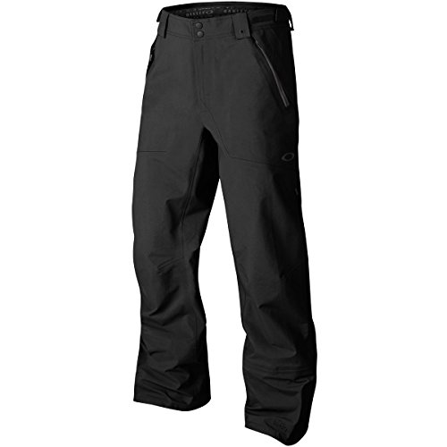3l Ski (Oakley Men's Solitude Gore-Tex 3L Pant, Jet Black,)