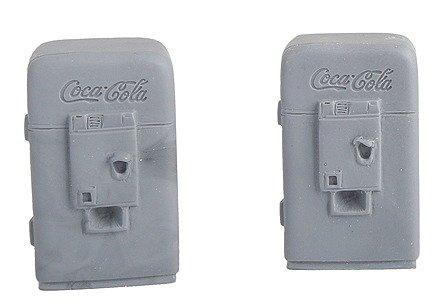 - O Soda Machine (2)