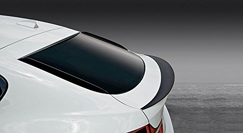 OriginalEuro ABS Euro Rear Trunk Lid Performance Wing M X6M Sport Trim Spoiler for BMW E71 X6