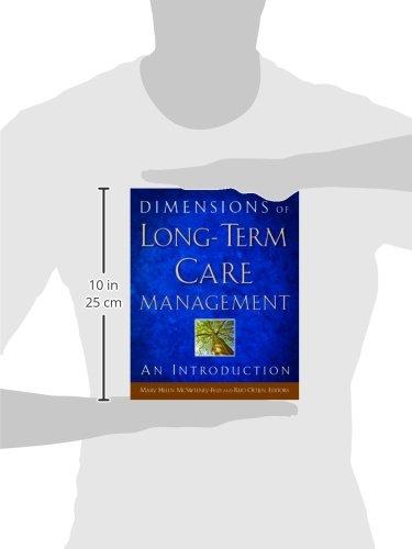 41D3VX4G6LL - Dimensions of Long-Term Care Management: An Introduction