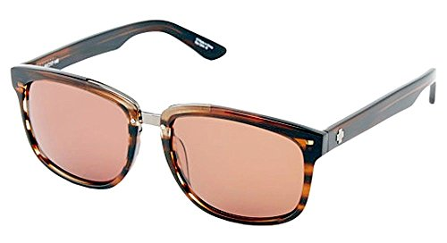 Spy Optic Unisex Midtown Cuban Smoke/Bronze - Sunglasses Midtown