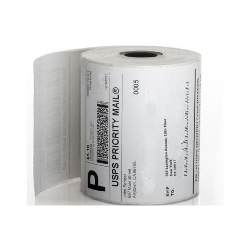 10 Rolls of 4x6 Shipping Labels for DYMO 4XL Printer 1744907 - Direct Thermal 220 Labels/Roll Oly Mailers