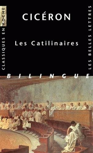 Catilinaires Broché – 15 novembre 2012 Cicéron Henri Bornecque Jean-Noël Robert Edouard Bailly