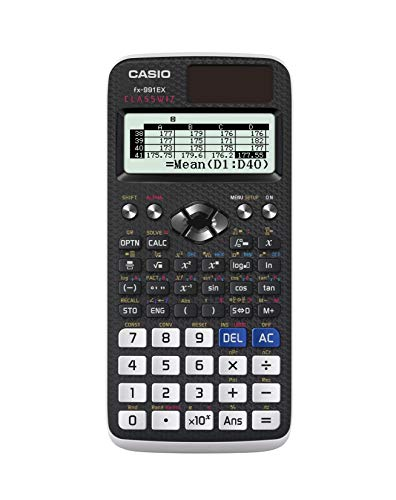 Casio FX-991EX Scientific Calculator