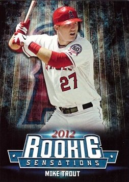 Amazoncom 2015 Topps Update Rookie Sensations Rs 3 Mike