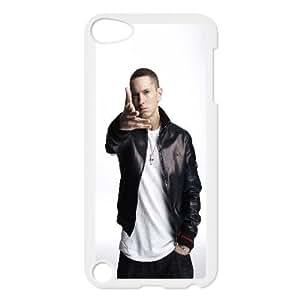 Eminem Male Celebrity 02 iPod TouchCase White TPU Phone Case SV_305549