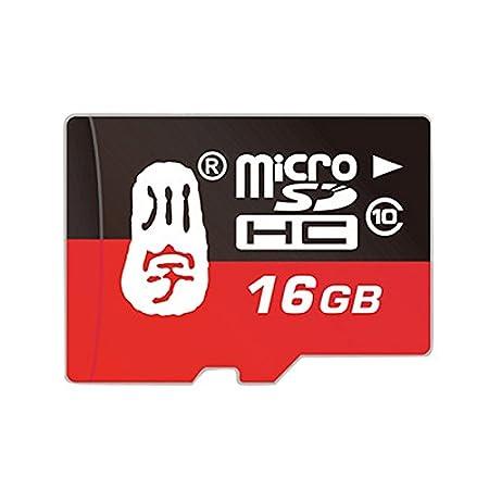 GOZAR 16Gb Clase 10 TF Tarjeta De Memoria Micro SD para ...